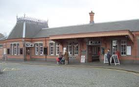 Kidderminster station