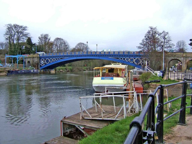 Stourport Bridge, Stourport-on-Severn