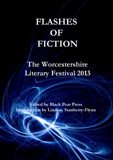 Flashes of Fiction Front Cover 2013