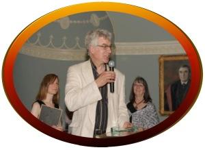 Worcestershire Poet Laureate 2013 Tim Cranmore