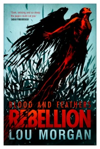 'Rebellion' Lou Morgan