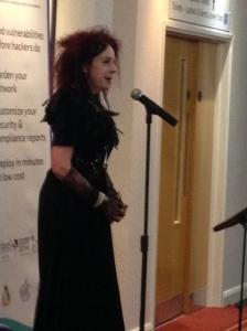 Suz Winspear - Worcestershire Poet Laureate 1026-2017