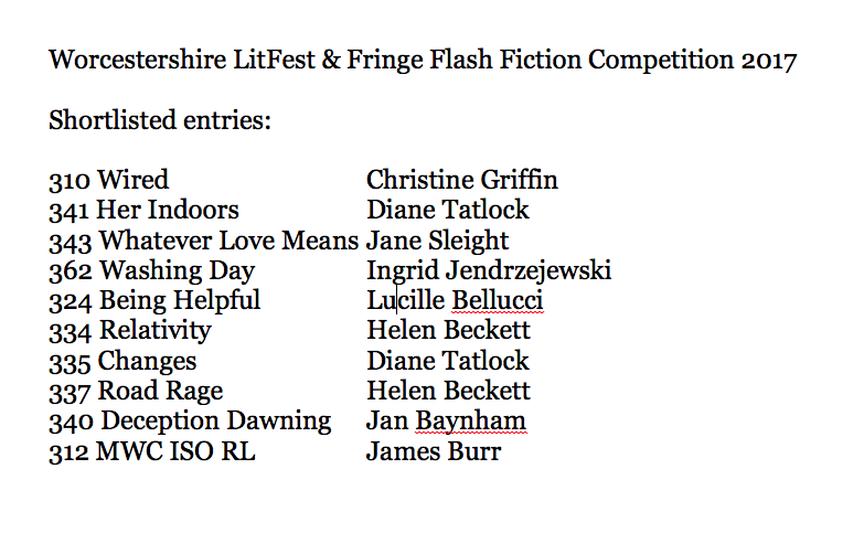 FF shortlist 2017
