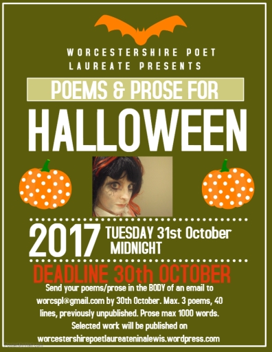 Halloween Prose Poetry